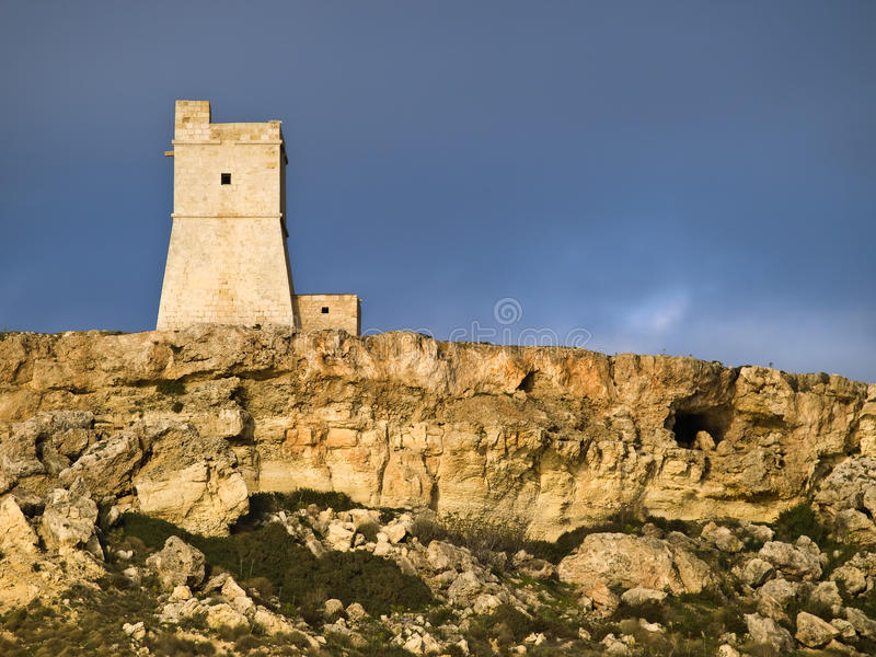 De Redin Tower imagenes de archivo