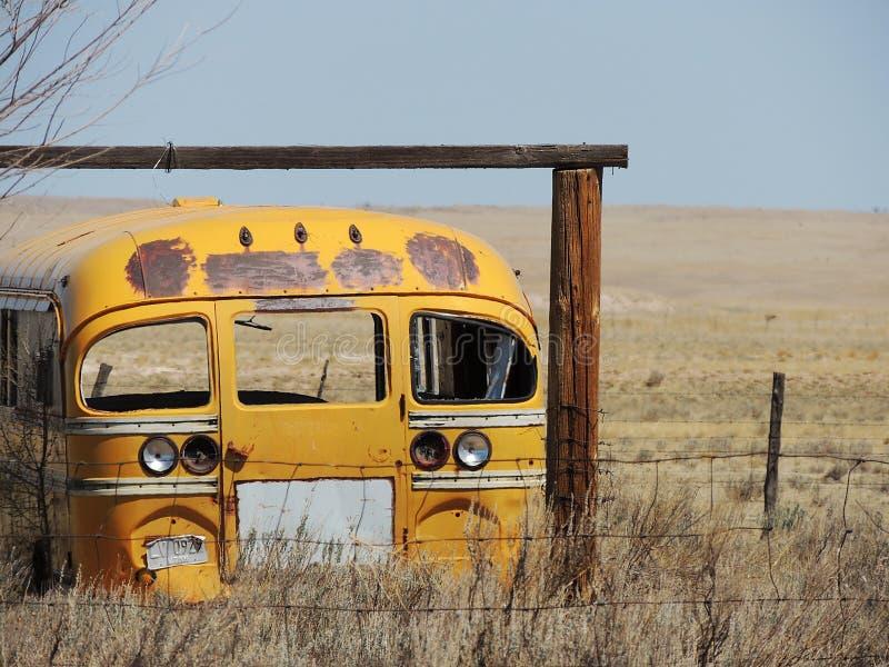 De Reeks van de Bus van de school - 1 stock foto