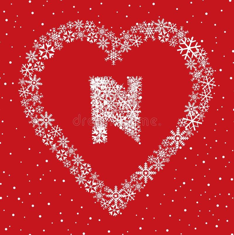 Download De Reeks Van De Alfabetsneeuw. Kerstmis En Nieuwjaar Abc. Vector Illustratie - Illustratie bestaande uit ontwerp, magisch: 29502158
