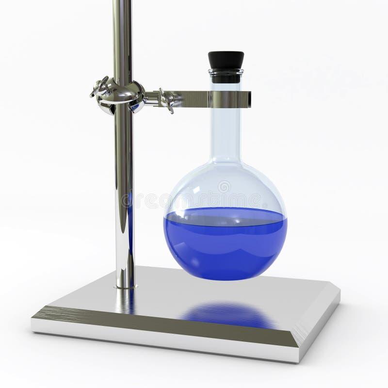 De reeks van de chemie vector illustratie