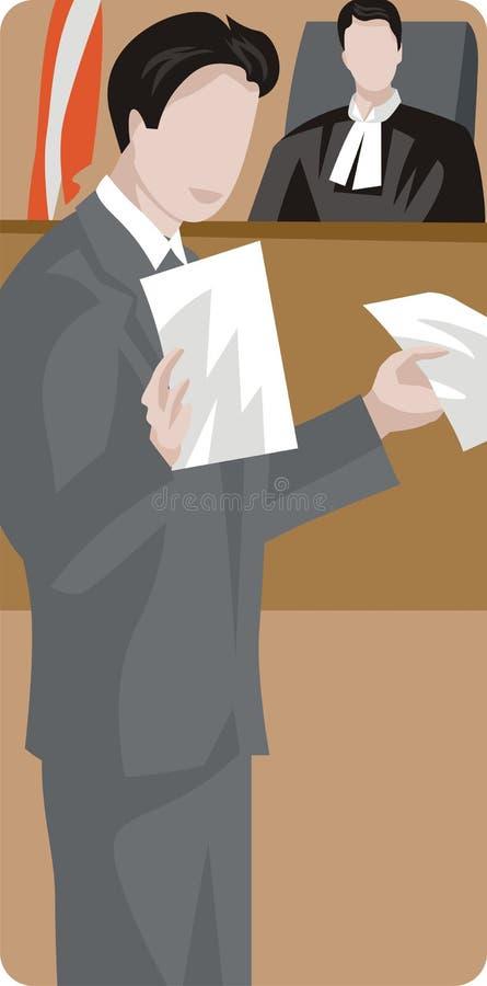 De Reeks van de Illustratie van het beroep stock illustratie