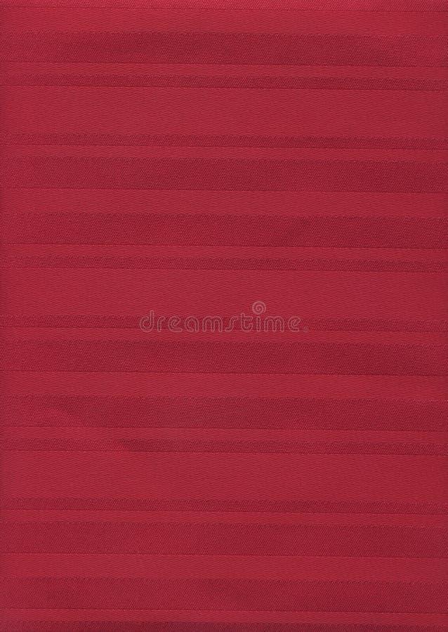 De Reeks van de textuur - Rode Strepen stock afbeelding