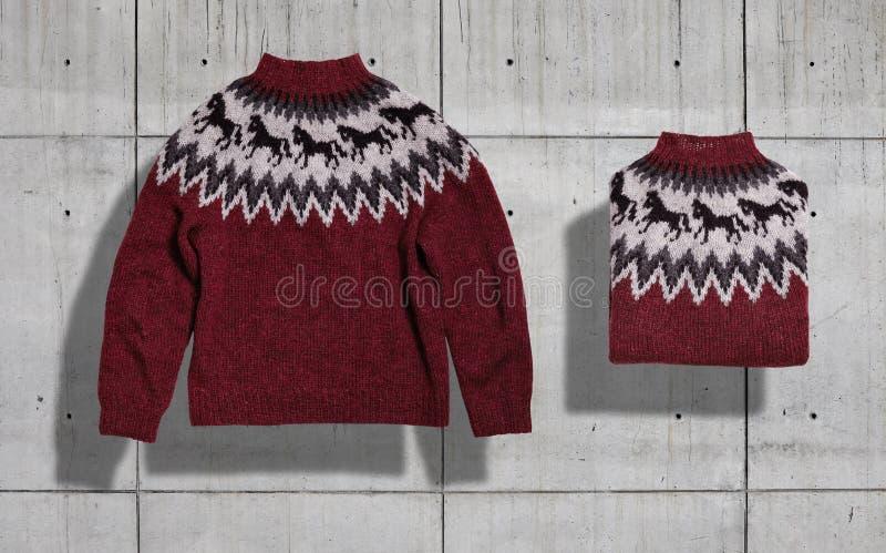 De reeks van het sweatermodel royalty-vrije stock foto