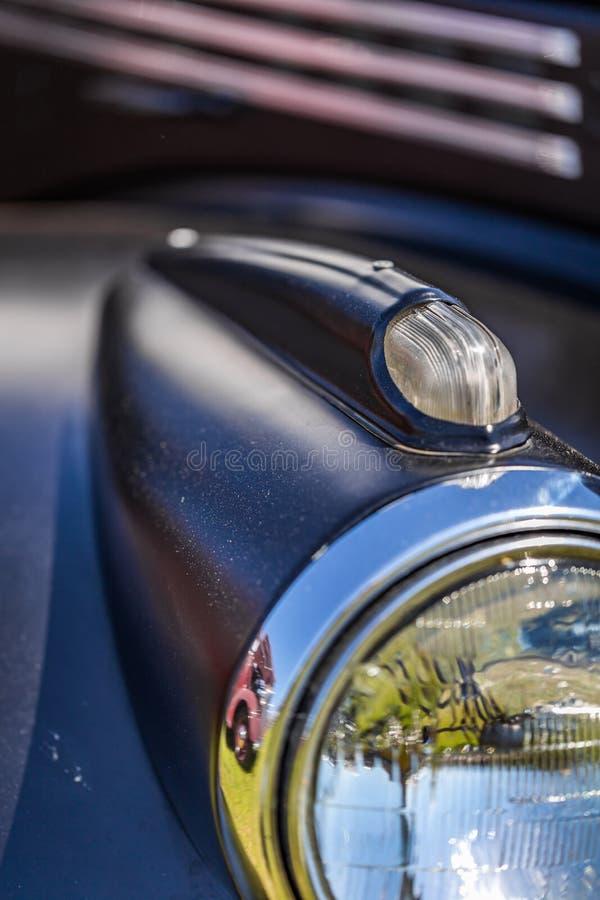 1946 de Reekspick-up van Chevrolet AK stock foto's