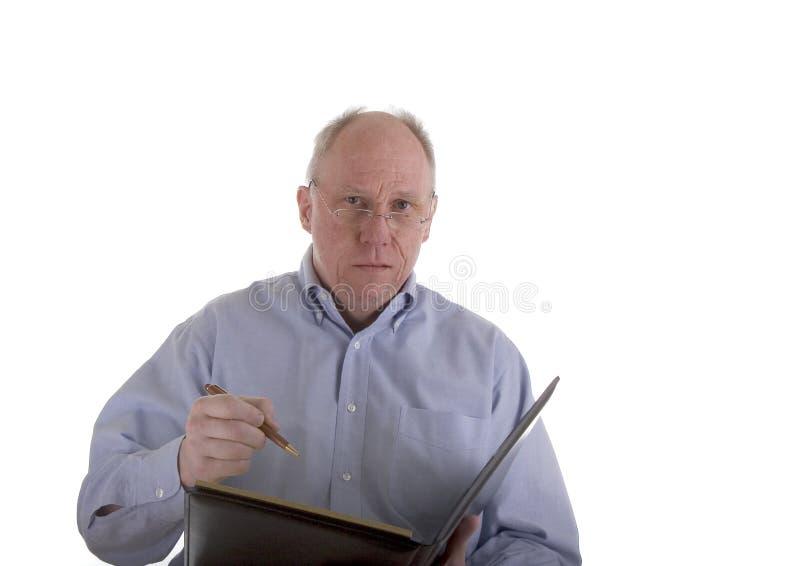 De Regelaar van de verzekering stock foto