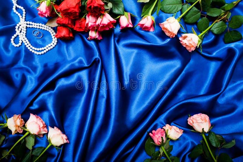 De regeling van het huwelijk royalty-vrije stock afbeeldingen