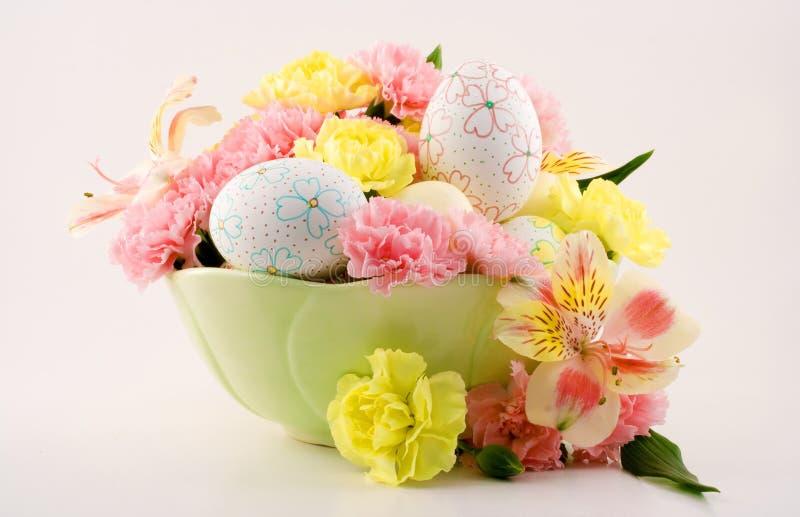 De regeling van Pasen stock foto