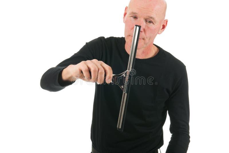 Download De Reinigingsmachine Van Het Venster Stock Afbeelding - Afbeelding bestaande uit huishouden, reinigingsmachine: 29508797