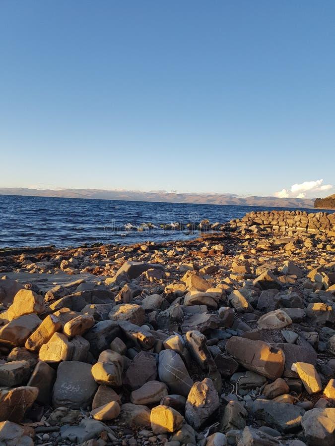 De reis van Bolivië stock fotografie