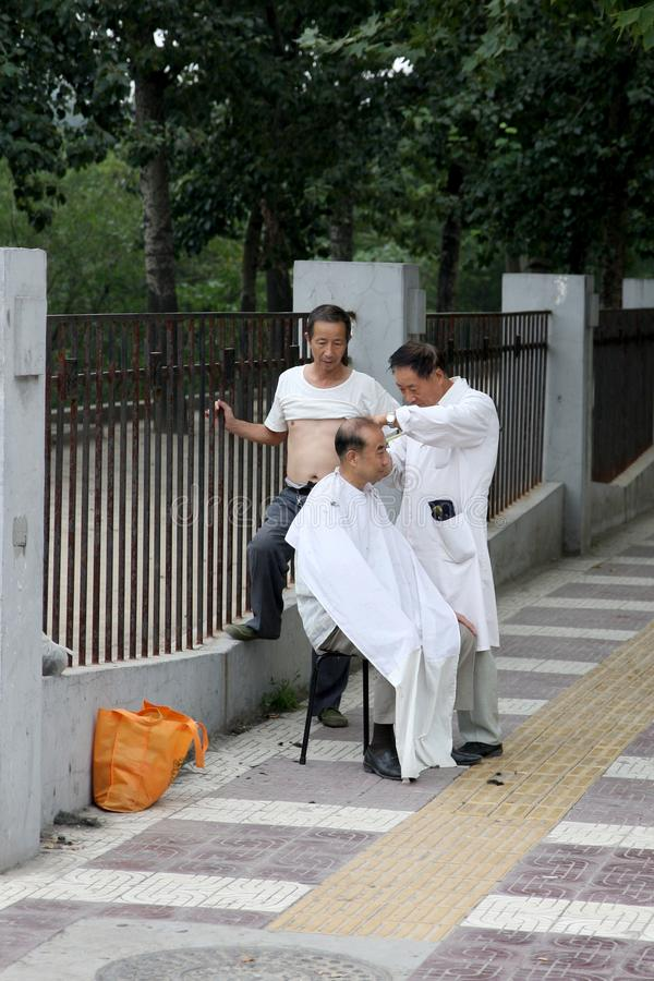 De reis van China royalty-vrije stock foto's