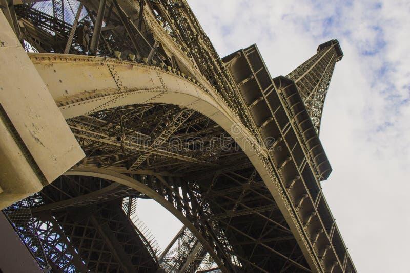 De Reis van Eiffel stock foto's