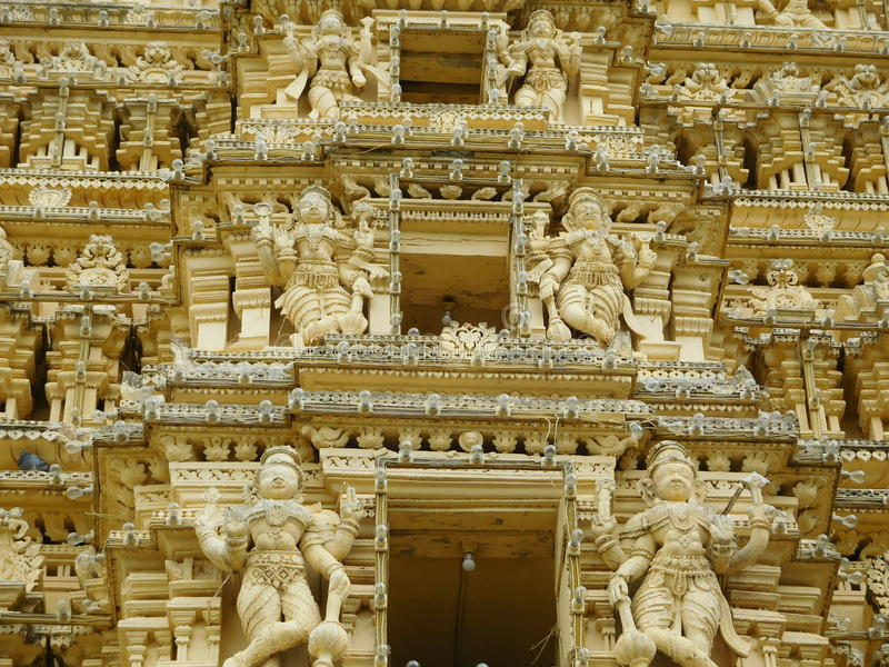 De reis van Madurai stock fotografie