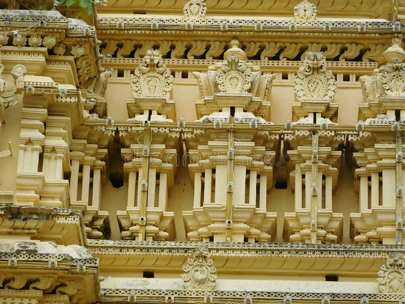 De reis van Madurai royalty-vrije stock foto