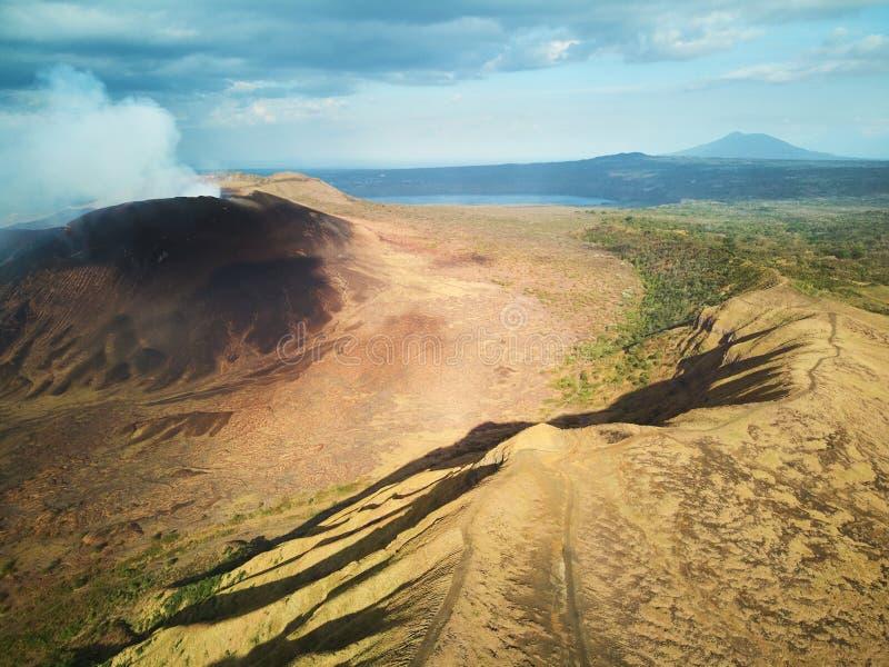 De reisthema van Nicaragua stock foto's