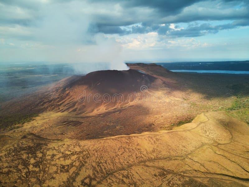 De reisthema van Nicaragua royalty-vrije stock fotografie