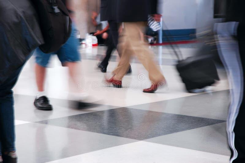 De Reizigers van de lucht royalty-vrije stock afbeelding
