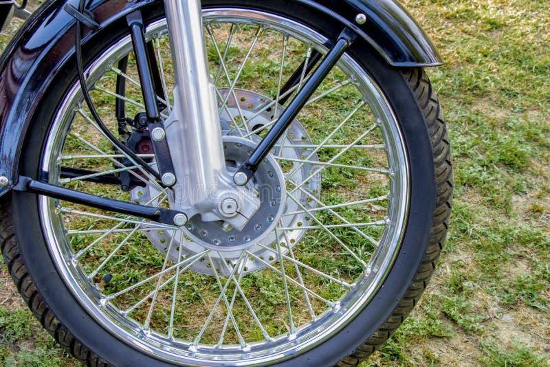 De Rem van de fietsschijf royalty-vrije stock afbeeldingen