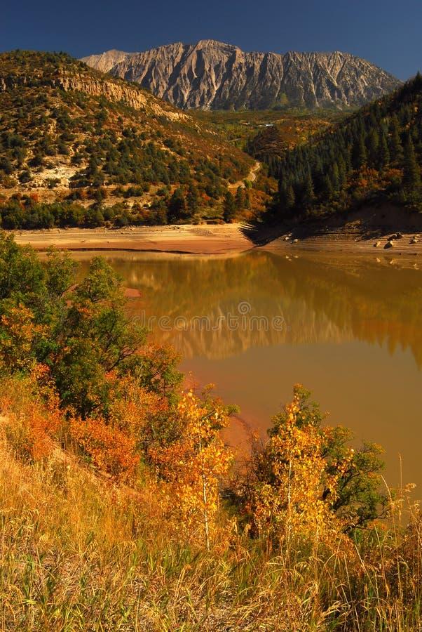 De Reservoirs van Colorados royalty-vrije stock fotografie