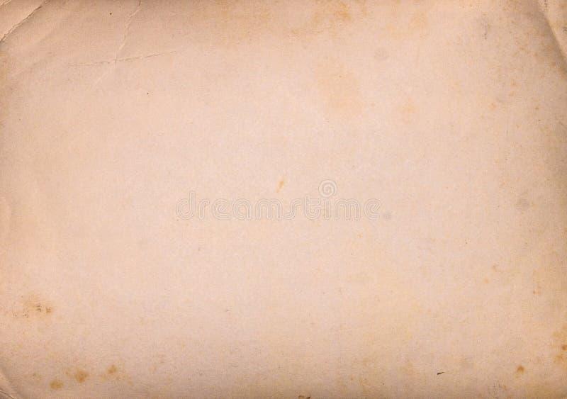 De retour d'une vieille photo photographie stock libre de droits