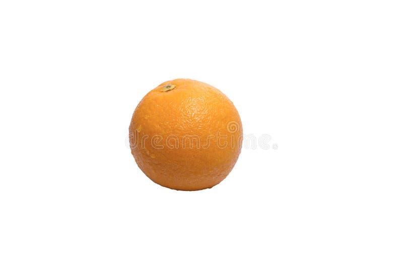De rijpe sinaasappels zijn kleurrijk, eetlust stock afbeelding