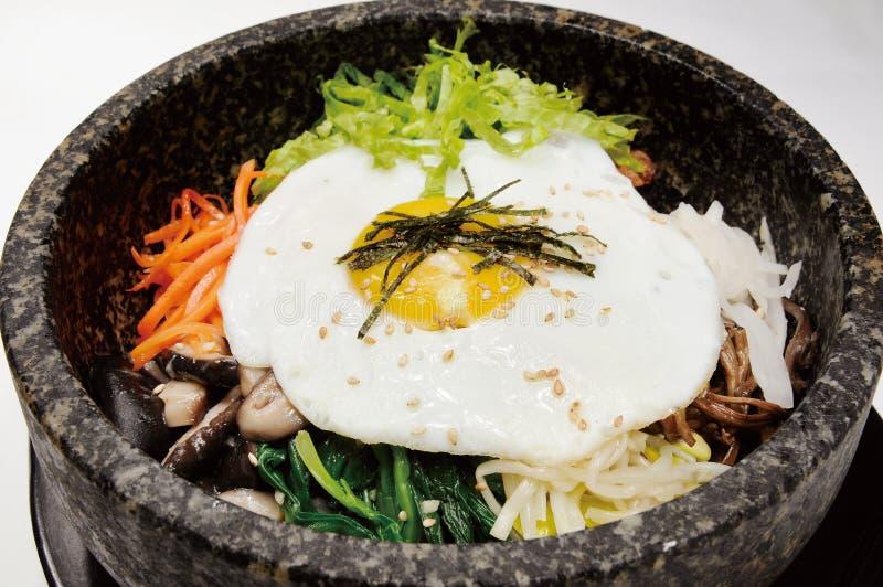 De rijst van Korea royalty-vrije stock afbeeldingen