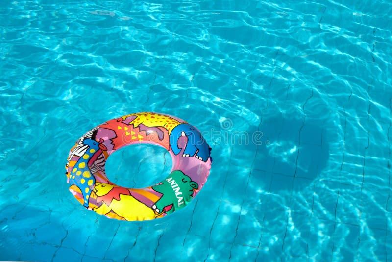 De Ring van de pool stock afbeelding