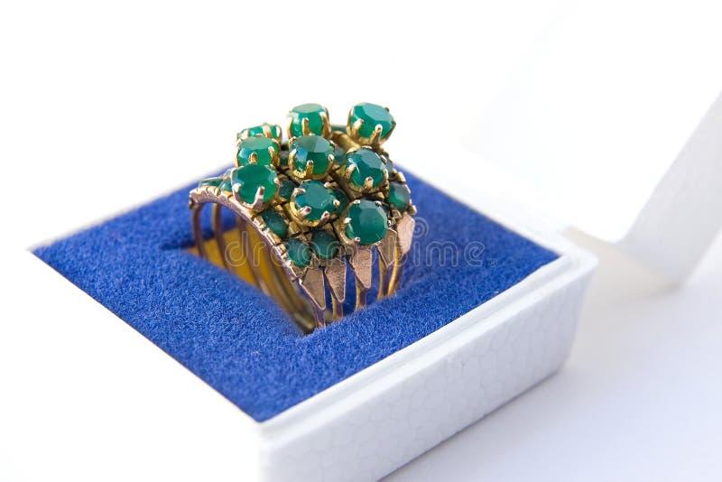 De ring van het voorstel royalty-vrije stock foto