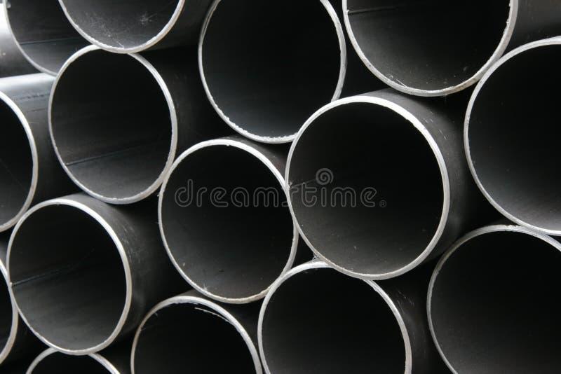 De ringen van het metaal stock foto's