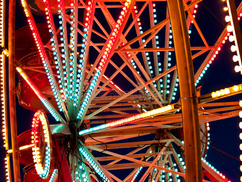 De Rit van Carnaval royalty-vrije stock foto's