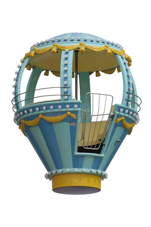 De Rit van de ballon royalty-vrije stock afbeeldingen