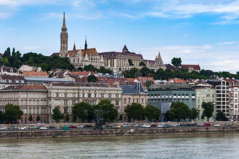 De rivier van Donau royalty-vrije stock foto