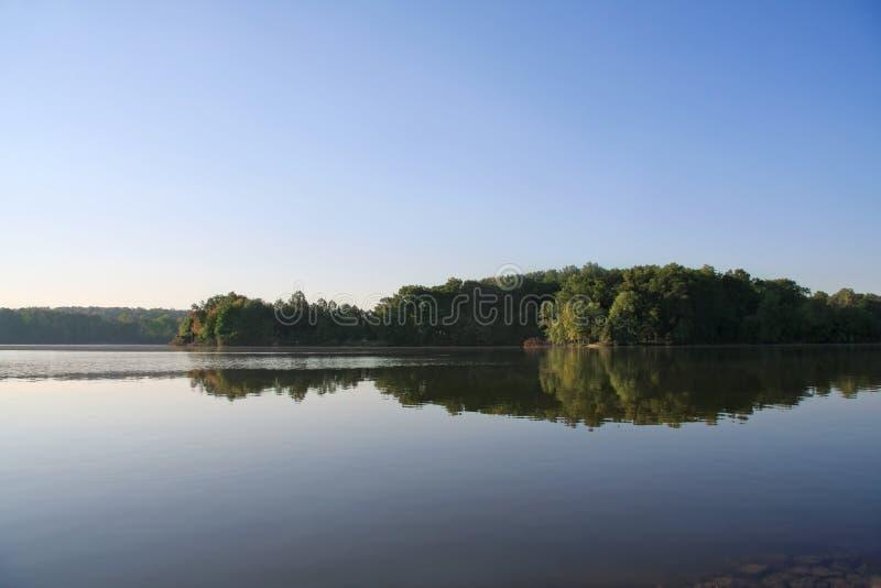 De Rivier van Tennessee royalty-vrije stock afbeeldingen