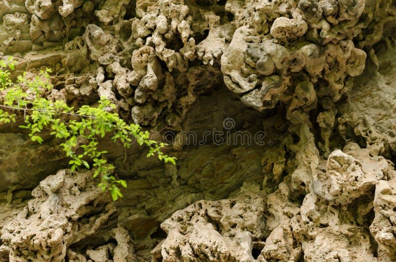 De roche étrange image libre de droits