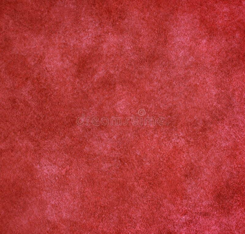 De rode achtergrond van de verftextuur royalty-vrije stock foto's