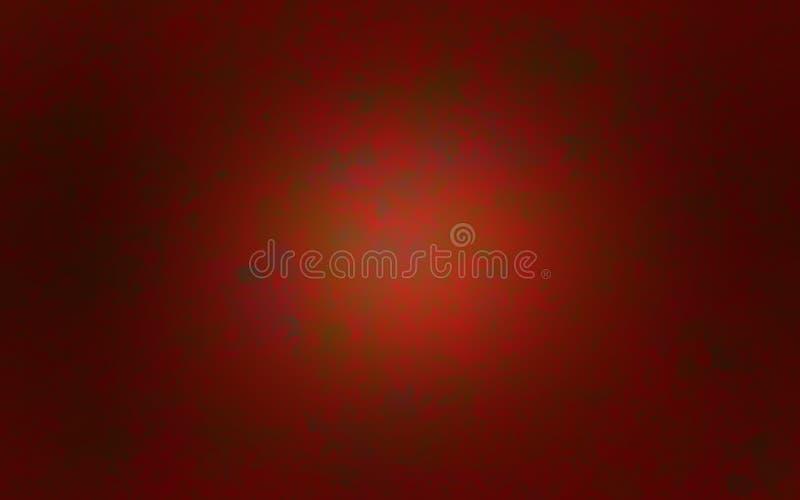 De rode achtergrond van Grunge stock illustratie