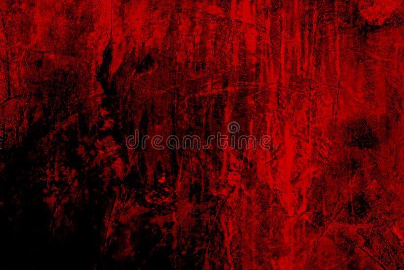 De rode achtergrond van Grunge royalty-vrije stock afbeelding
