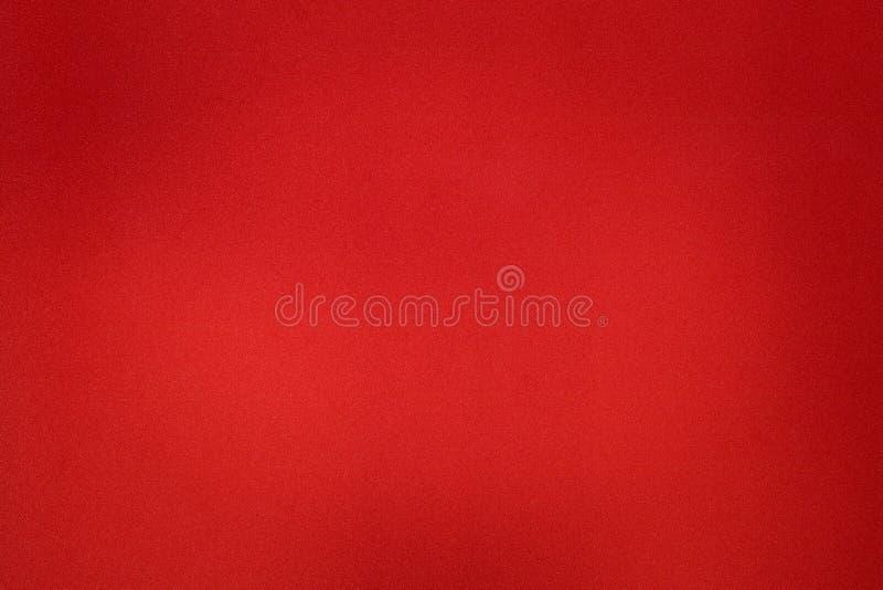 De rode achtergrond van de schuimtextuur Lege rubberstructuur stock afbeelding