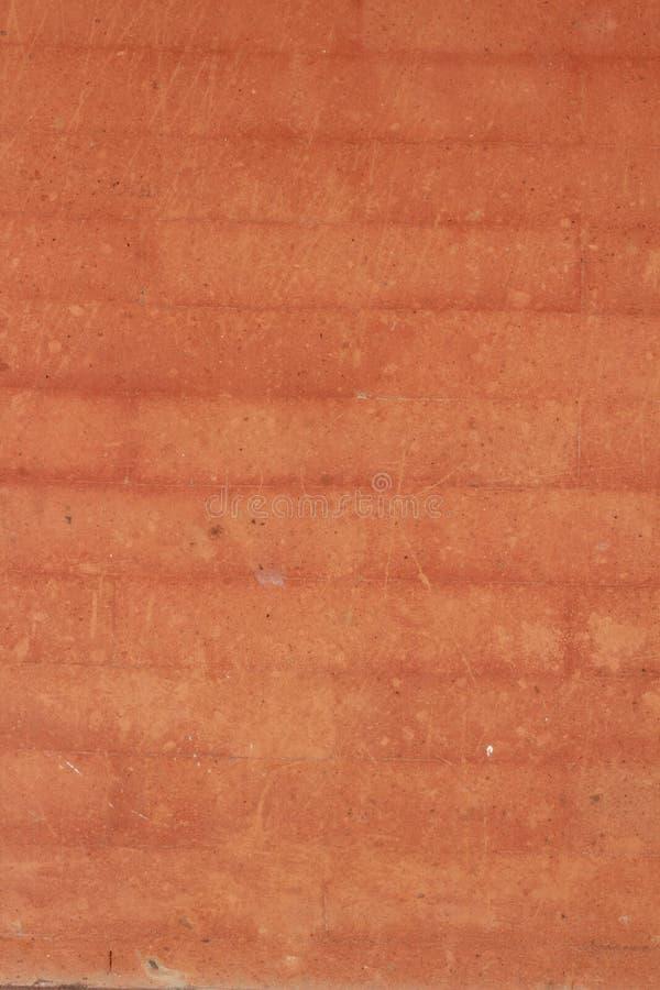 De rode bakstenen muur van Nice stock afbeeldingen