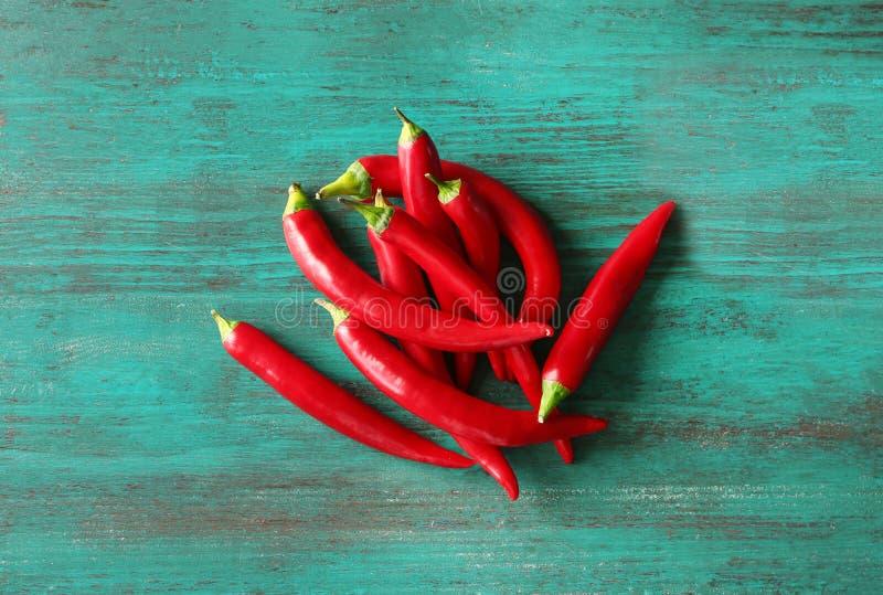 Download De Rode Peper Van De Spaanse Peper Stock Foto - Afbeelding bestaande uit chili, aroma: 107703236