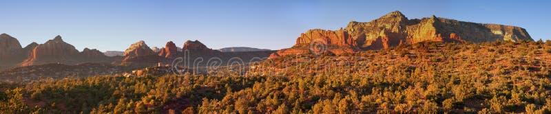 De Rode Rotsen van Arizona stock foto
