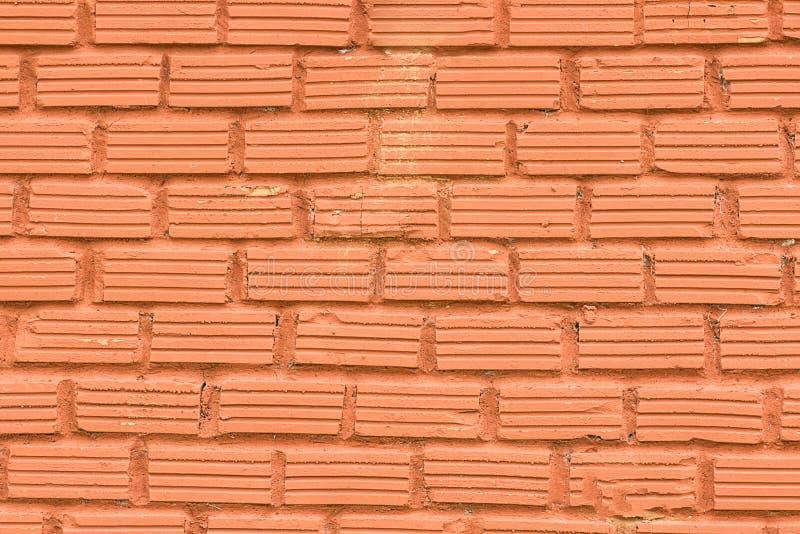 De rode textuur van de steenmuur royalty-vrije stock afbeeldingen