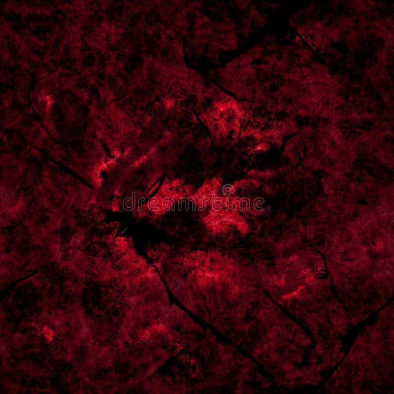 De rode textuur van het fantasiemetaal royalty-vrije stock afbeeldingen