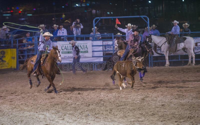 De rodeo van Helldoradodagen stock afbeeldingen