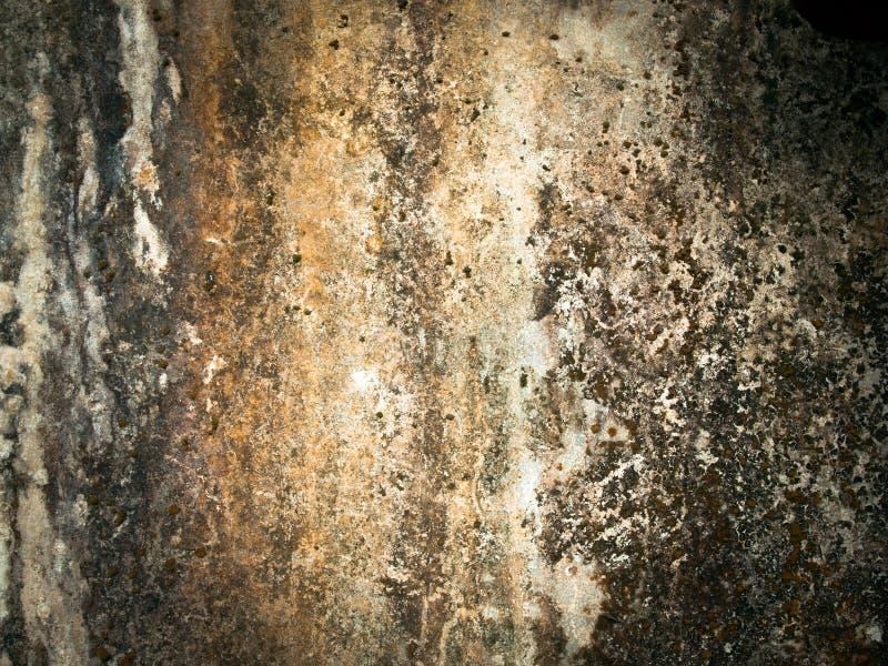 De roestmuur van Grunge stock afbeelding