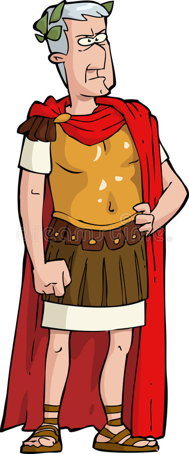 De Roman keizer