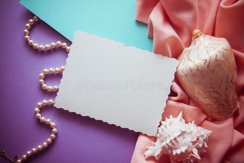 De romantische roze achtergrond van lila& royalty-vrije stock foto's