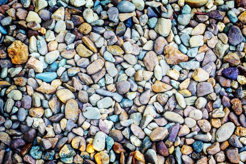 De rots op de achtergrond van de oppervlakteaard stock foto's
