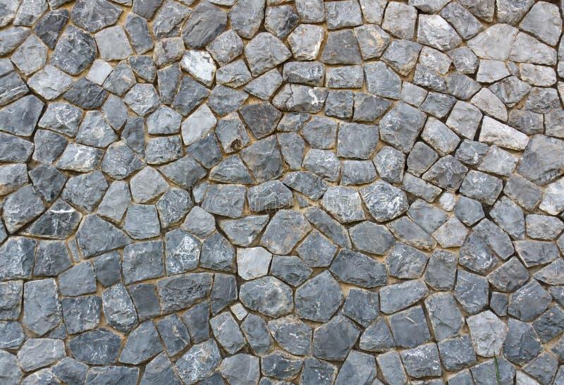 De rots van de muur royalty-vrije stock afbeeldingen