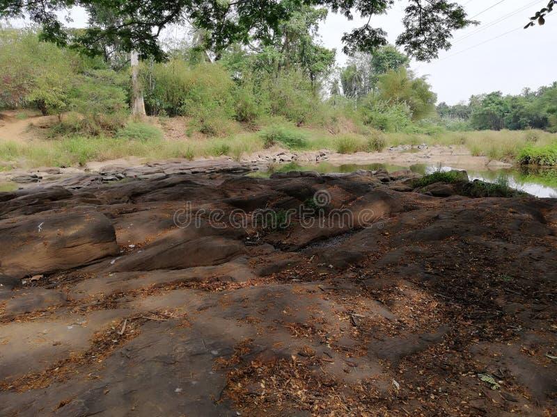 De rots van Deduruoya royalty-vrije stock afbeelding