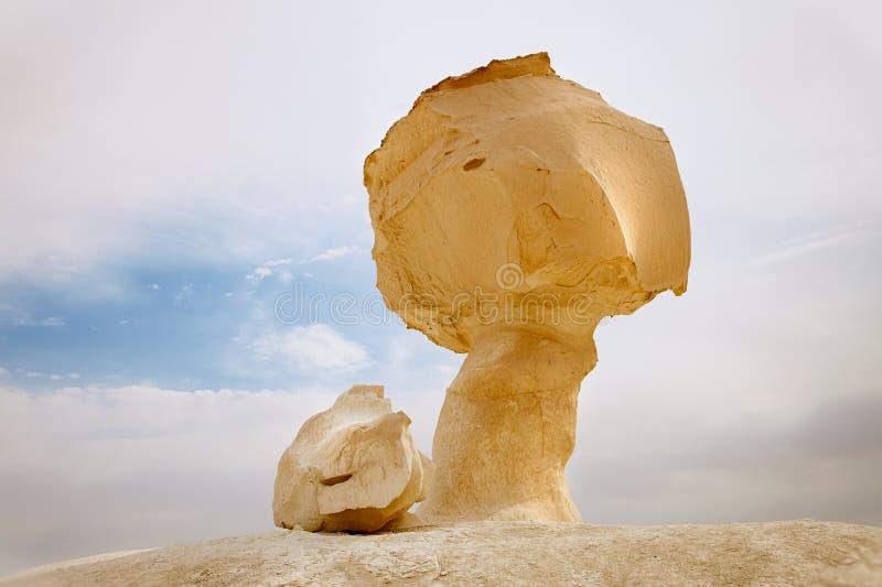 De rotsen van de kalksteenvorming stock foto